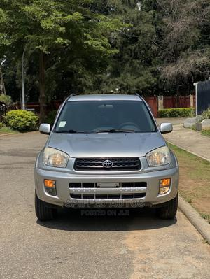 Toyota RAV4 2002 Automatic Silver | Cars for sale in Abuja (FCT) State, Garki 1