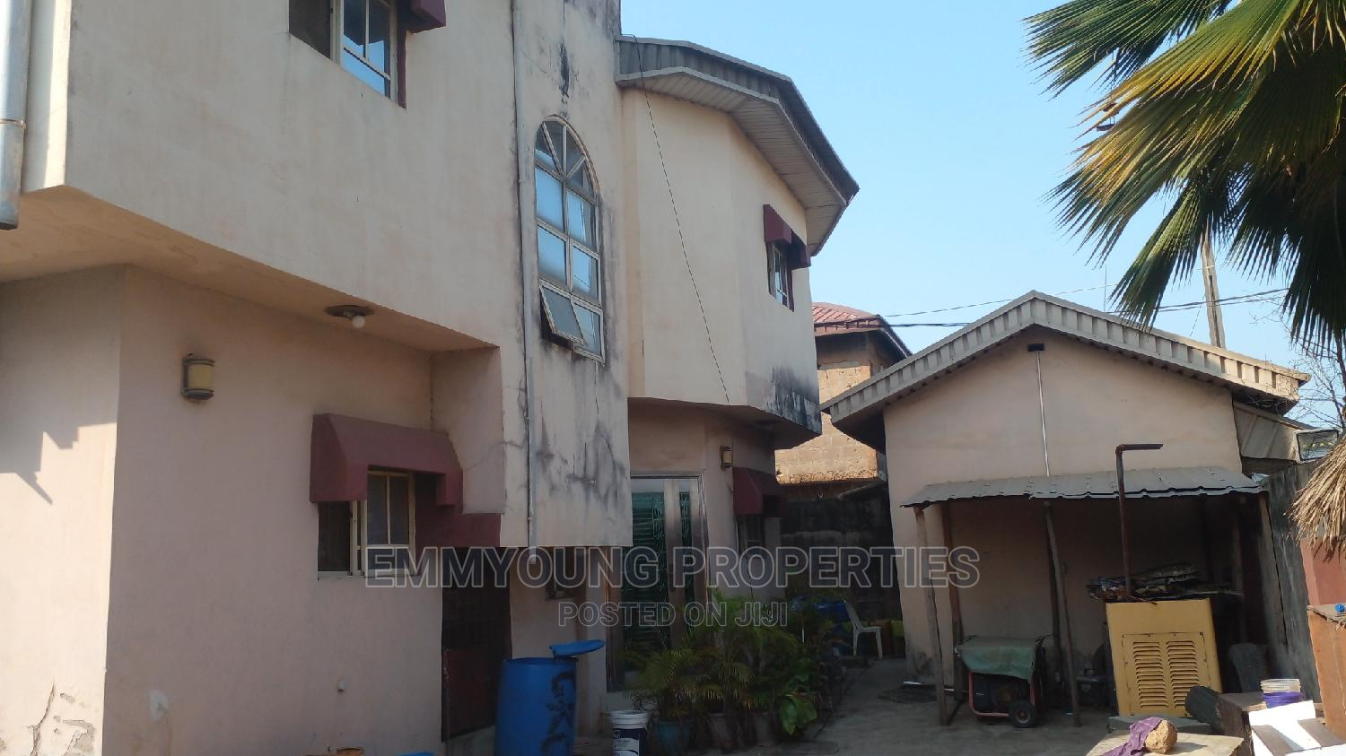 Furnished 2bdrm Apartment in Irawo, Kosofe for Rent