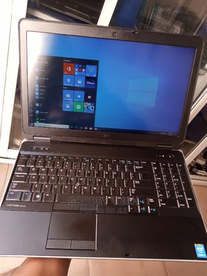 Laptop Dell Latitude E6540 8GB Intel Core I7 HDD 500GB | Laptops & Computers for sale in Lagos State, Ikeja