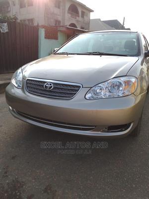 Toyota Corolla 2005 Gold | Cars for sale in Lagos State, Ejigbo