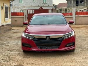 Honda Accord 2018 Red | Cars for sale in Abuja (FCT) State, Gwarinpa