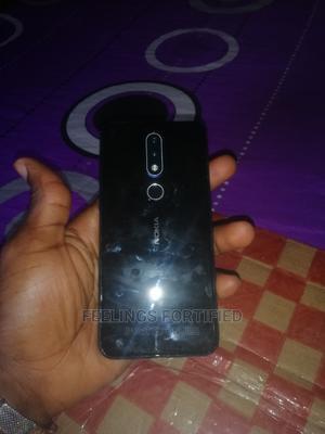 Nokia 6.1 Plus (X6) 64 GB Black   Mobile Phones for sale in Akwa Ibom State, Uyo