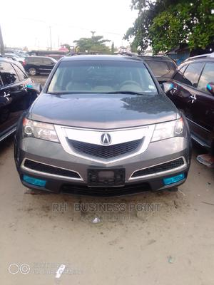 Acura MDX 2011 Gray | Cars for sale in Lagos State, Alimosho