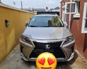Lexus RX 2013 Gold | Cars for sale in Lagos State, Ajah