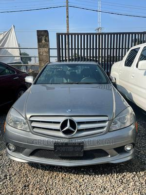 Mercedes-Benz C300 2009 Gray | Cars for sale in Edo State, Benin City