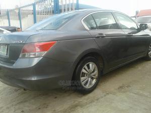 Honda Accord 2009 2.0 I-Vtec Automatic Gray | Cars for sale in Lagos State, Ifako-Ijaiye