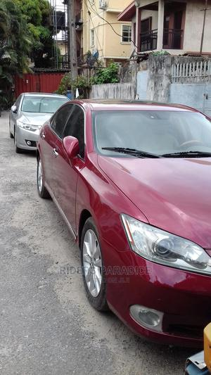 Lexus ES 2011 350 Red | Cars for sale in Lagos State, Yaba