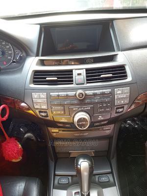 Honda Accord Crosstour 2010 EX-L AWD Black | Cars for sale in Abuja (FCT) State, Gwarinpa