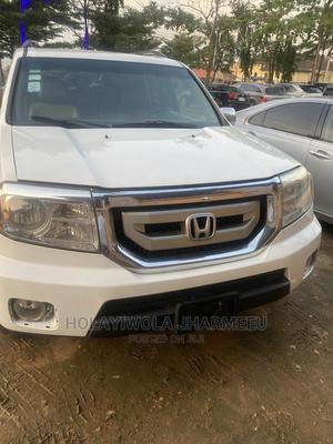 Honda Pilot 2010 White | Cars for sale in Lagos State, Alimosho