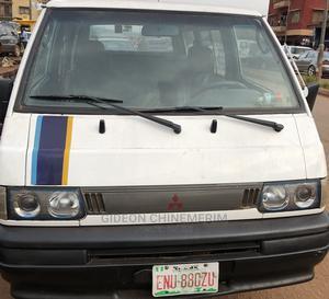 Mitsubishi L300 2005 White | Buses & Microbuses for sale in Enugu State, Enugu