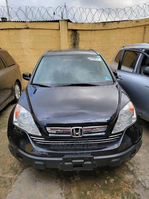 Honda CR-V 2008 2.4 EX Automatic Black   Cars for sale in Lagos State, Surulere