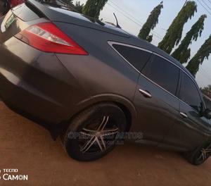 Honda Accord Crosstour 2010 Gray   Cars for sale in Lagos State, Alimosho