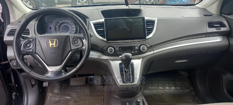 Archive: Honda CR-V 2013 Black