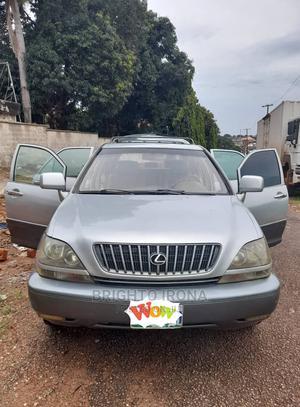 Lexus RX 2001 300 Silver   Cars for sale in Enugu State, Enugu