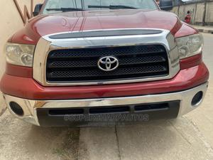 Toyota Tundra 2007 SR5 Double Cab Red   Cars for sale in Lagos State, Amuwo-Odofin