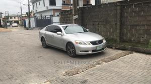 Lexus GS 2006 300 AWD Silver | Cars for sale in Lagos State, Ajah