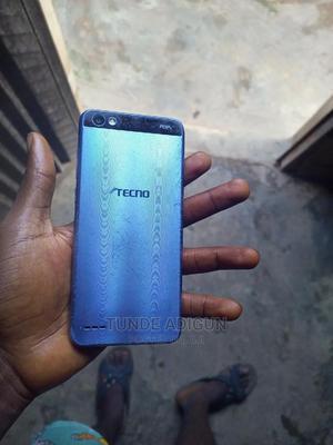 Tecno Pop 1 8 GB Blue | Mobile Phones for sale in Oyo State, Ibadan