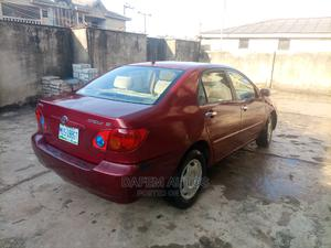 Toyota Corolla 2004 Red | Cars for sale in Lagos State, Abule Egba