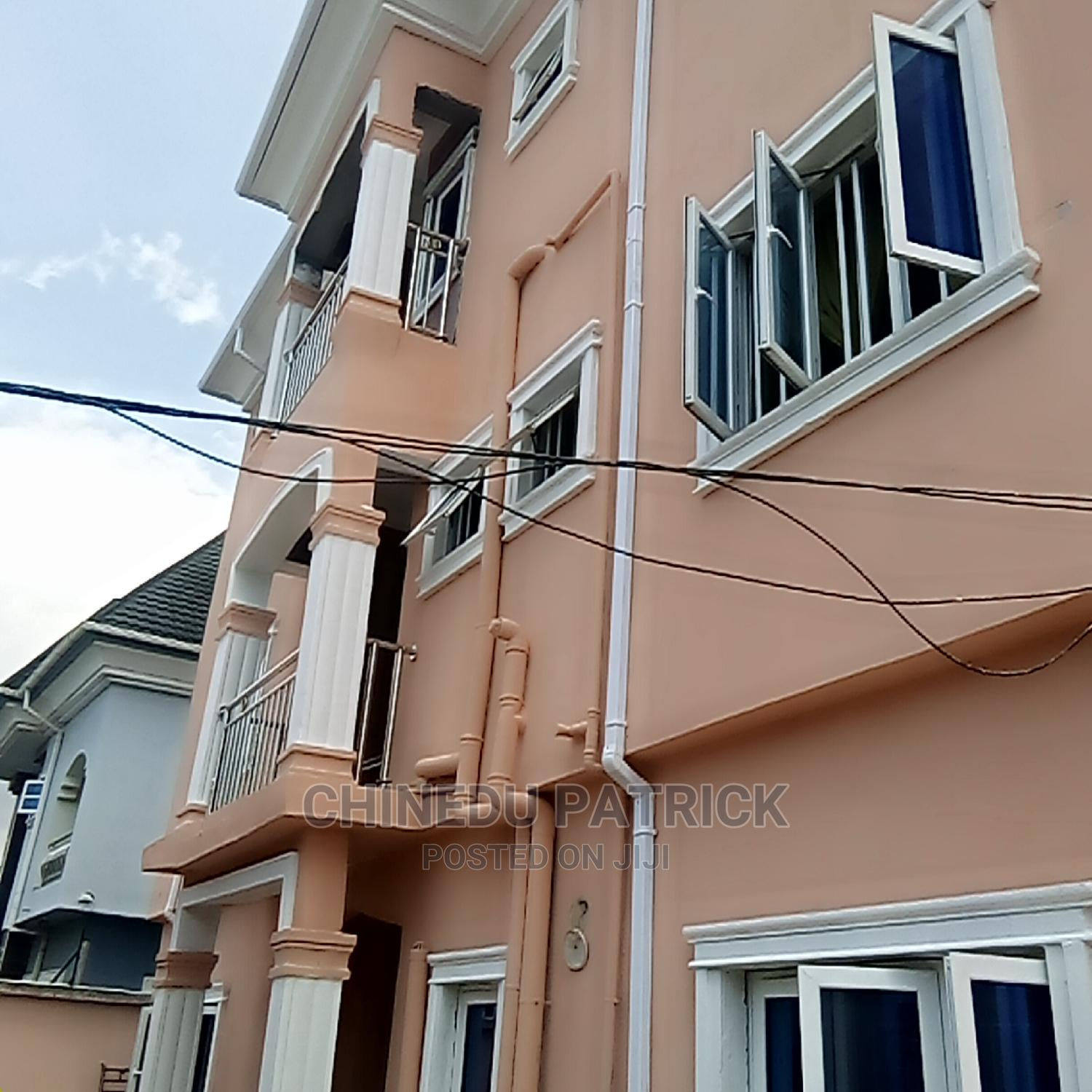 2bdrm Apartment in Harmony Estate, Ago Palace for Rent | Houses & Apartments For Rent for sale in Ago Palace, Isolo, Nigeria