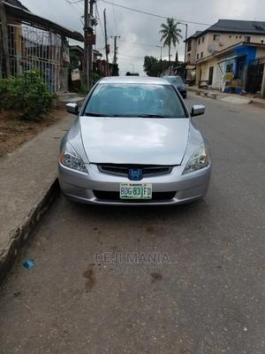 Honda Accord 2005 Automatic Silver | Cars for sale in Lagos State, Ikeja