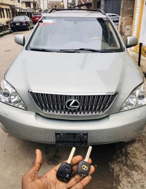Lexus RX 2004 330 Green | Cars for sale in Lagos State, Yaba