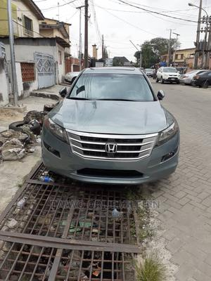 Honda Accord Crosstour 2010 Blue   Cars for sale in Lagos State, Surulere