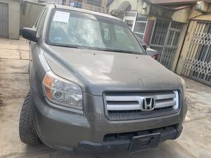 Honda Pilot 2007 Green | Cars for sale in Lagos State, Abule Egba