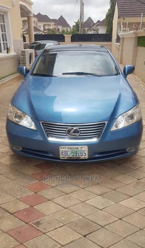 Lexus ES 2008 350 Blue   Cars for sale in Abuja (FCT) State, Utako