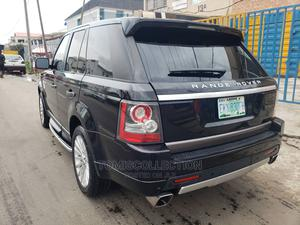 Land Rover Range Rover 2010 Black | Cars for sale in Lagos State, Ilupeju