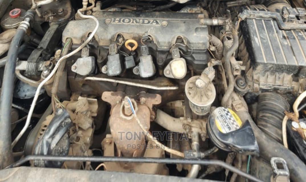Archive: Honda Civic 2007 Blue