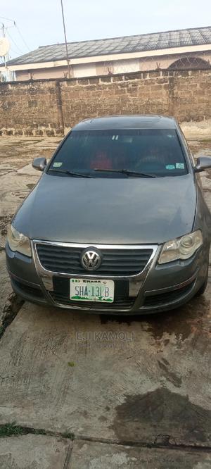 Volkswagen Passat 2008 2.0 Gray | Cars for sale in Osun State, Ilesa