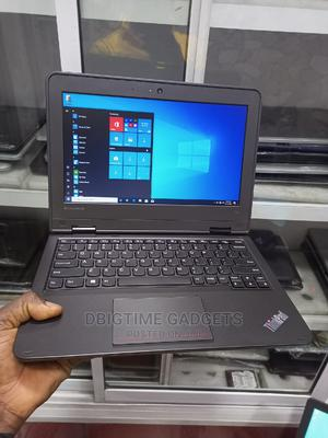 Laptop Lenovo ThinkPad 11e 4GB AMD A6 HDD 320GB | Laptops & Computers for sale in Lagos State, Ikeja