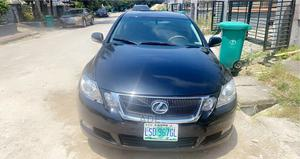 Lexus GS 2010 350 Black | Cars for sale in Lagos State, Lekki