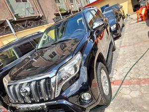 Toyota Land Cruiser Prado 2014 Black   Cars for sale in Lagos State, Surulere