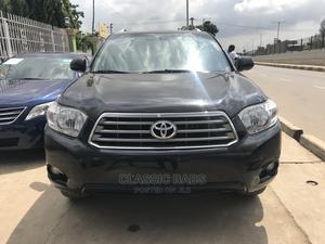 Toyota Highlander 2008 Limited Black   Cars for sale in Lagos State, Ikeja