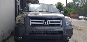 Honda Pilot 2007 EX 4x2 (3.5L 6cyl 5A) Green | Cars for sale in Lagos State, Ikeja
