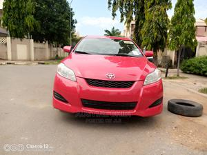 Toyota Matrix 2009 Red   Cars for sale in Abuja (FCT) State, Central Business District