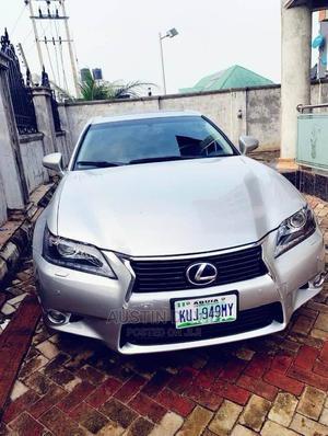 Lexus GS 2014 350 Silver | Cars for sale in Edo State, Benin City