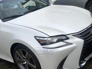 Lexus GS 2017 350 4WD Off White | Cars for sale in Lagos State, Ikeja