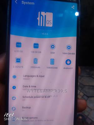 Tecno Phantom 9 128 GB Blue | Mobile Phones for sale in Rivers State, Port-Harcourt