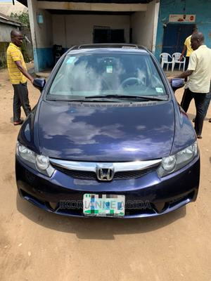Honda Civic 2010 Blue | Cars for sale in Cross River State, Calabar