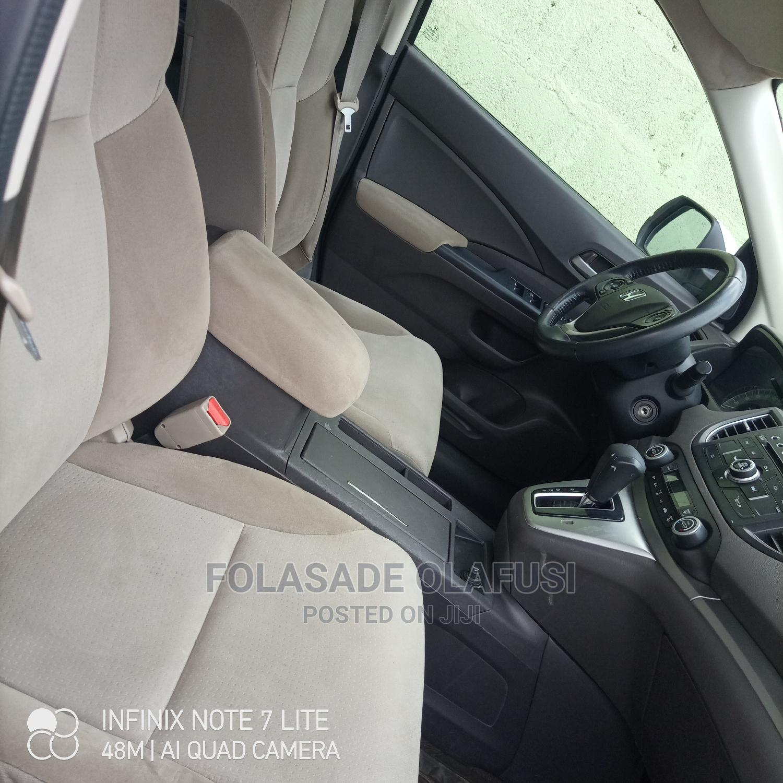 Archive: Honda CR-V 2014 White