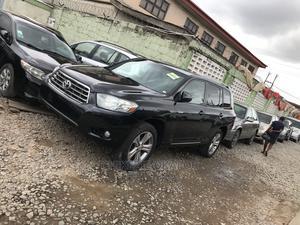 Toyota Highlander 2009 Limited Black   Cars for sale in Lagos State, Ikeja