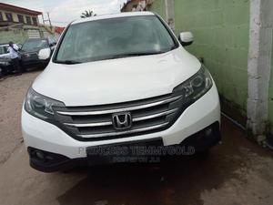 Honda CR-V 2013 White | Cars for sale in Lagos State, Agege