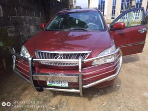 Lexus RX 2007 350 4x4 Red | Cars for sale in Rivers State, Port-Harcourt
