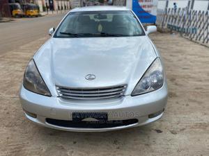 Lexus ES 2002 300 Silver | Cars for sale in Lagos State, Ifako-Ijaiye