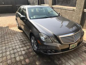 Mercedes-Benz E350 2011 Gray | Cars for sale in Abuja (FCT) State, Gwarinpa