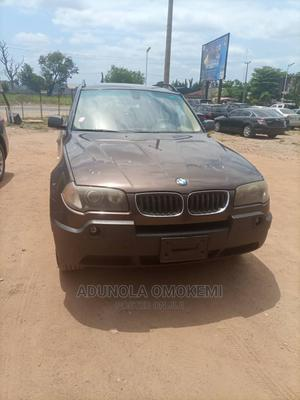 BMW X3 2005 2.5i Brown | Cars for sale in Abuja (FCT) State, Wuse 2