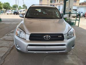 Toyota RAV4 2008 Silver | Cars for sale in Lagos State, Alimosho