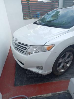 Toyota Venza 2010 V6 AWD White | Cars for sale in Lagos State, Abule Egba